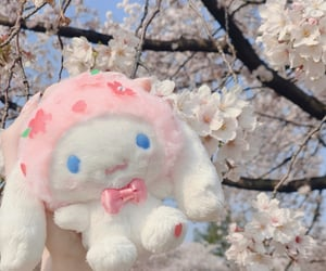pink and sanrio image