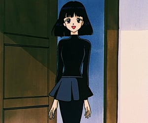 90s, hotaru tomoe, and anime icon image
