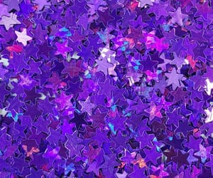 purple and stars image