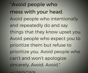 avoid, people, and upset image