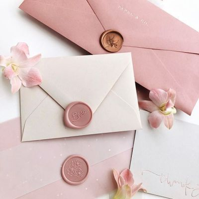 pink and letters image