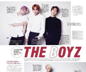 magazine and the boyz image