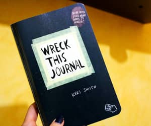 tumblr, wreck this journal, and tumblr quality image