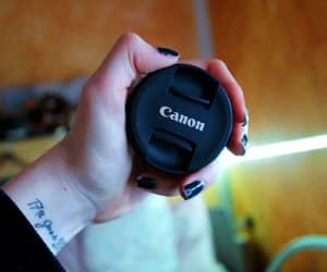 camera, canon, and tumblr image