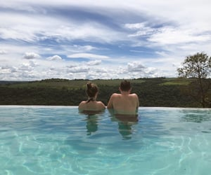 nature, peace, and viagem image