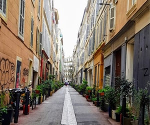 art, buildings, and france image