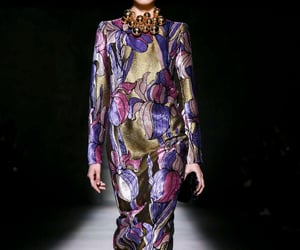 dries van noten, fashion, and haute couture image