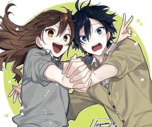 anime and horimiya image