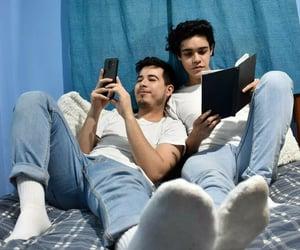 boyfriend, pride, and lgbt image