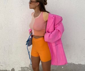 street style, crop top, and everyday look image
