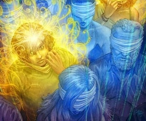 enlightenment, spirit, and wakeup image
