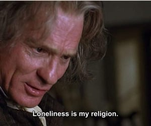 loneliness, text, and religión image