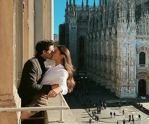 amor, couple, and holiday image