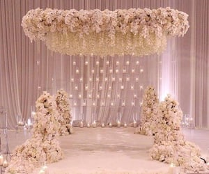 candles, beautiful, and decoration image