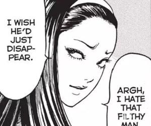 anime, manga, and tomie image