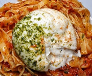 tomato, italian food, and marinara image