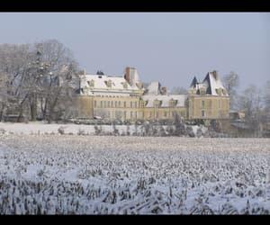 chateau, france, and novel image