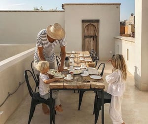 baby, breakfast, and children image