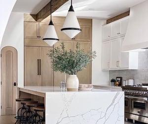 dream home, interior design, and kitchen image