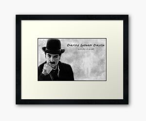 charlie chaplin, movie star, and actor image
