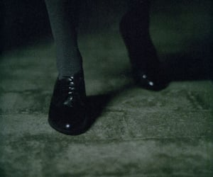 shoes, slytherin, and aesthetic image