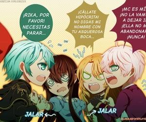 Mc, MM, and saeyoung choi image
