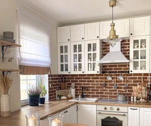 bright, cottage, and decor image