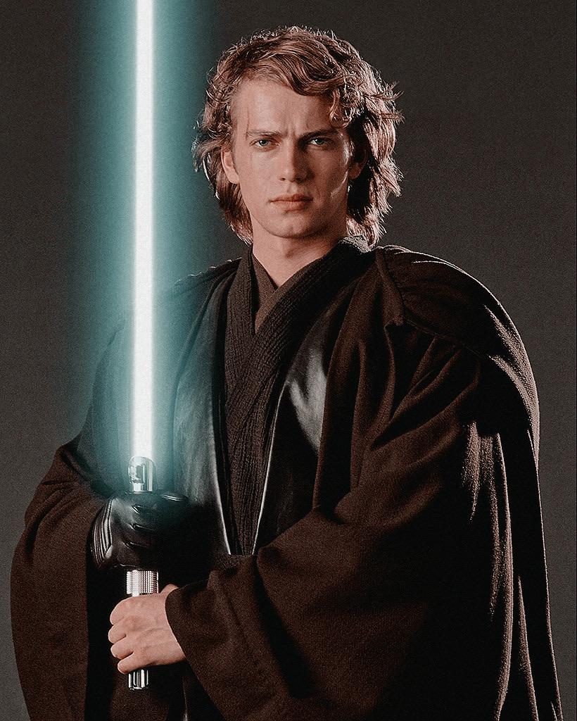 star wars, Anakin Skywalker, and hayden christensen image