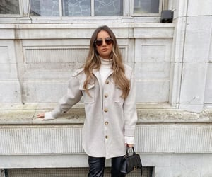 style, winter outfit, and fashion image