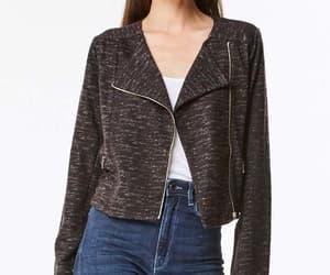 clothing, motojacket, and jackets image