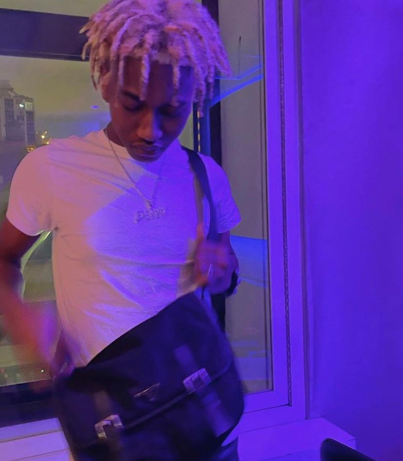 chain, rapper, and soundcloud image