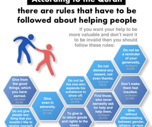 help, helping people, and islam image