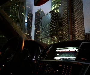 city, nights, and cyber ghetto image