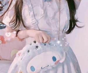 blue, plush, and stuffed animal image