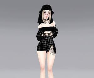 alt, alt girl, and imvu image
