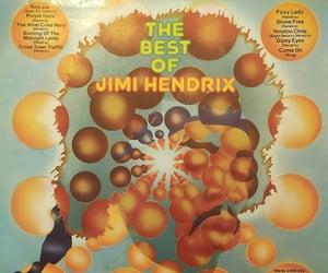Jimi Hendrix and best of jimi hendrix lp image