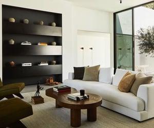 decor, dream home, and furniture image