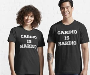 humor, running, and cardiology image