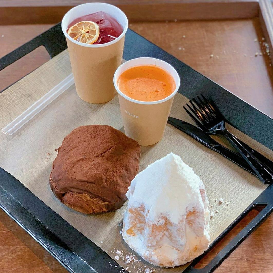 beige, cafe, and deserts image