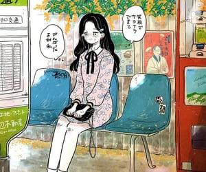 illustration, 恋, and 失恋 image