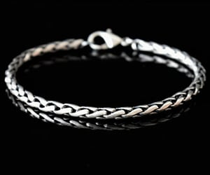 chunky jewelry, etsy, and mens jewelry image