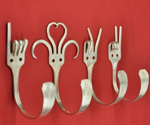 craft, diy, and fork image