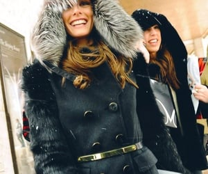 fur, it girl, and olivia palermo image