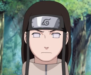 anime, neji hyuga, and naruto image