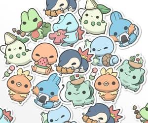 anime, chibi, and cute art image