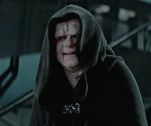 star wars, palpatine, and chancellor image