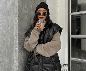 blogger, fallfashion, and beige sweater image