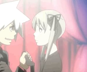 anime, souleater, and matching gif image
