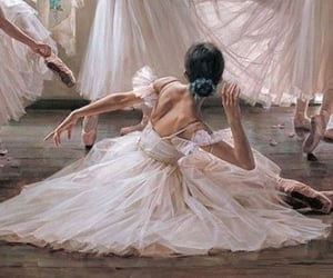 """ i love dancing . i think it's better to dance than to march through life . "" Yoko Ono - photo by 2020 Oil Paintings DHGATE 
