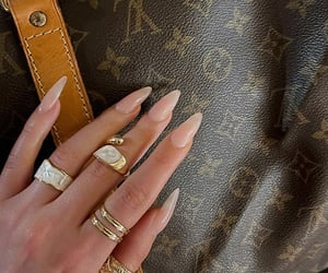 fashion, goals, and nails image